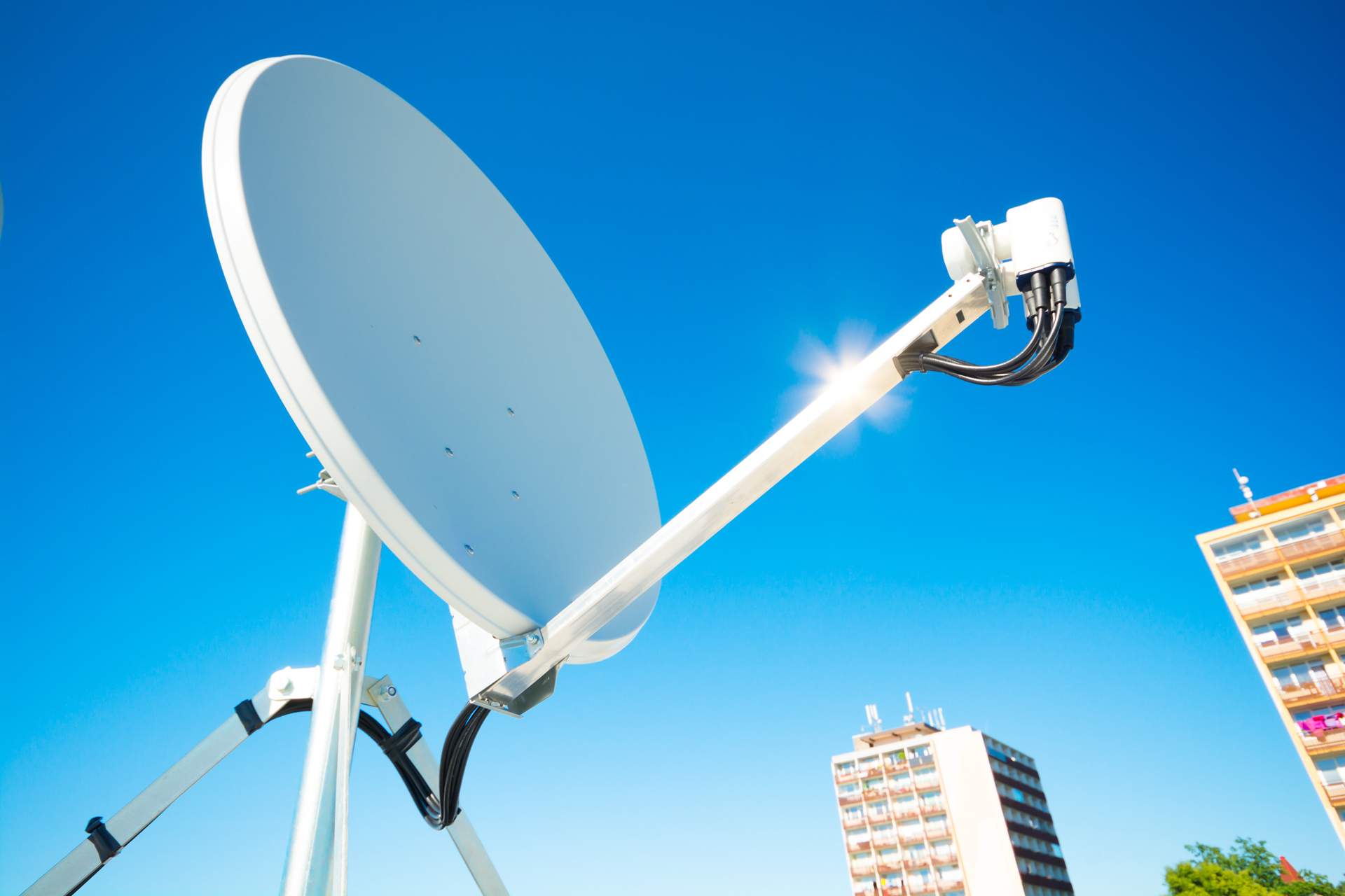 Red Sat Antenas TDT Barcelona